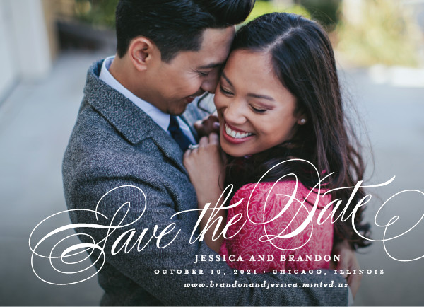 'Style (Cotton)' Save-the-Dates