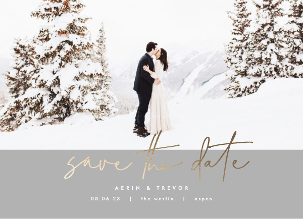 ' (Fog)' Save-the-Date