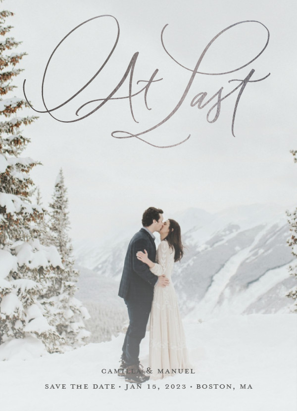 ' (Fog)' Save-the-Dates